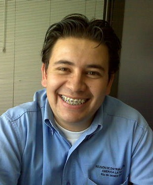 Jair Jiménez, ganador del concurso